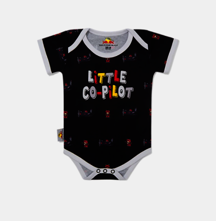 RED BULL TFB LITTLE CO-PILOT DETSKÉ BODY 56