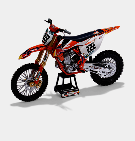 KTM 450SX-F Racing Bike #222Cairoli