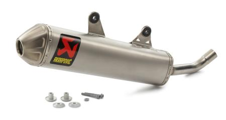 AKRAPOVIC SLIP ON SYSTEM