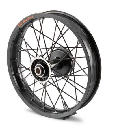 HEAVY DUTY REAR WHEEL