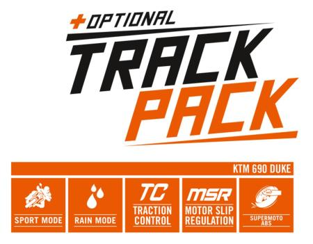TRACK PACK