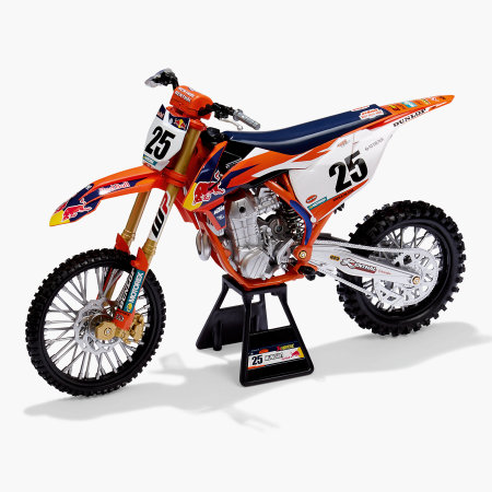 KTM 450SX-F Racing Bike #25Musquin