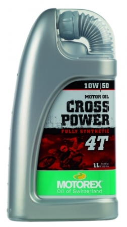 MOTOREX CROSS POWER 4T 10W50