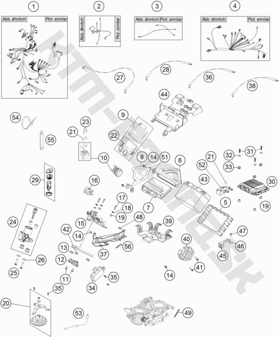 Diagram  Ktm 1190 Adventure Wiring Diagram Full Version